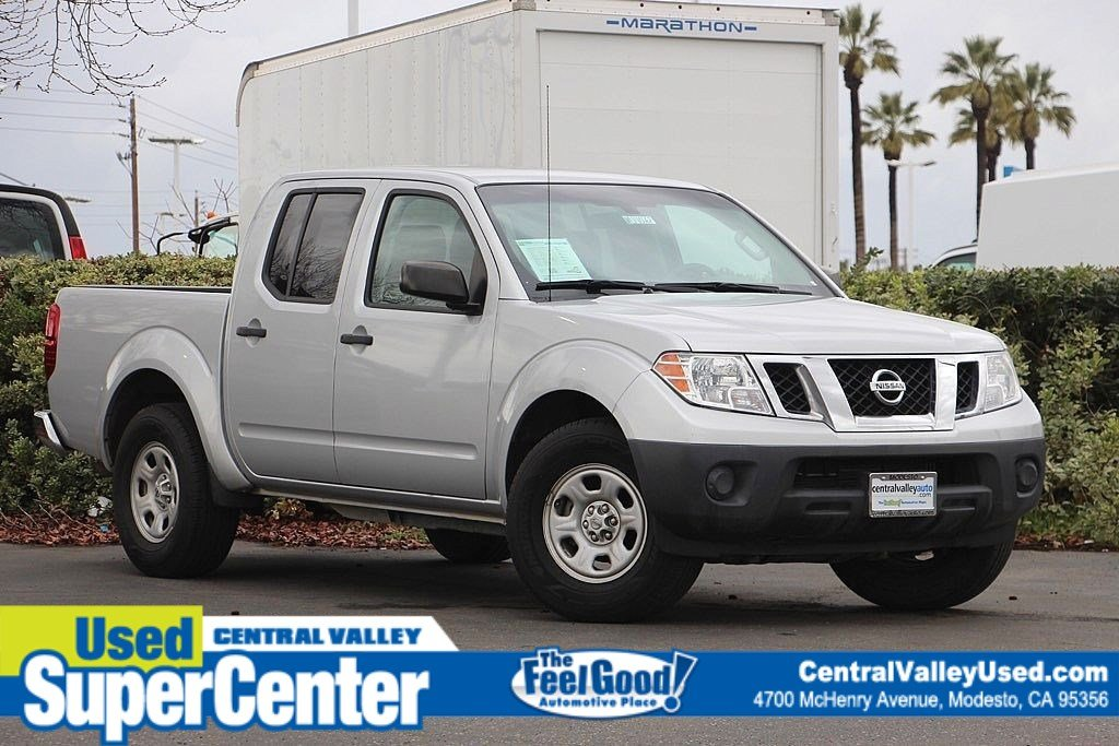 Pre Owned 2016 Nissan Frontier S