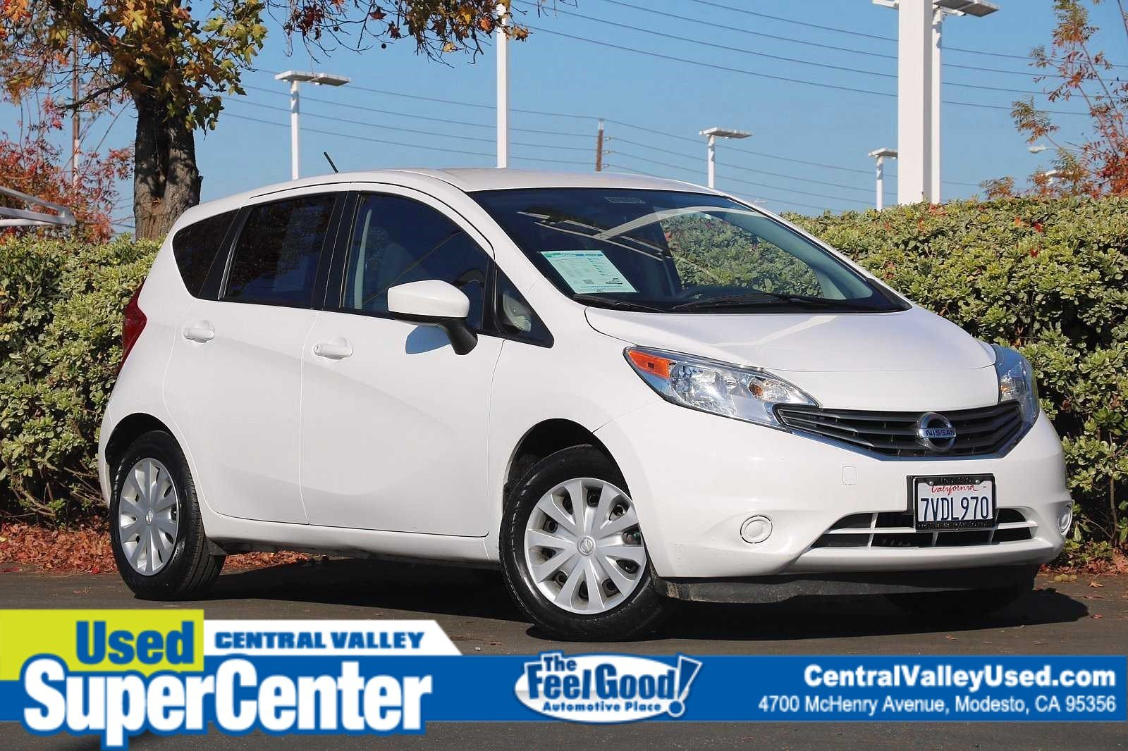 Pre-Owned 2015 Nissan Versa Note S Plus