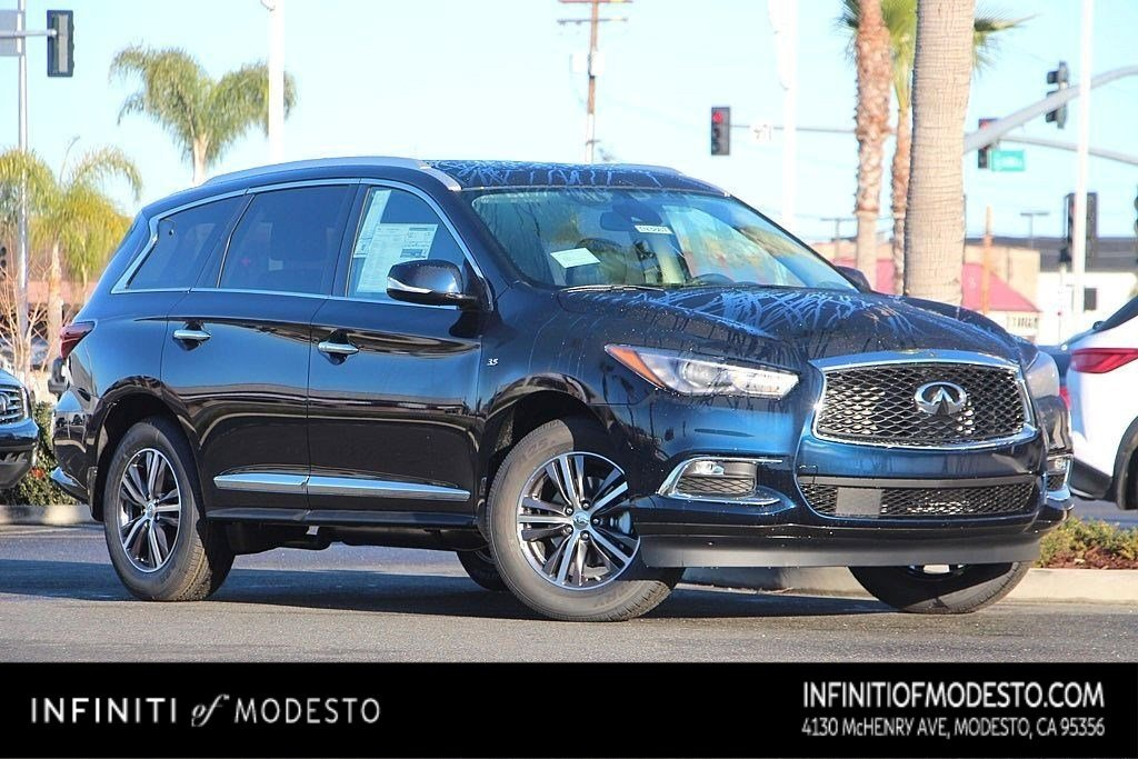 <center>NEW<br>2019 INFINITI QX60<br>LUXE AWD</center>