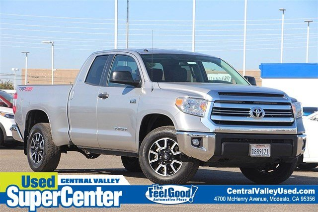 Pre-Owned 2016 Toyota Tundra 4WD Truck TRD Pro