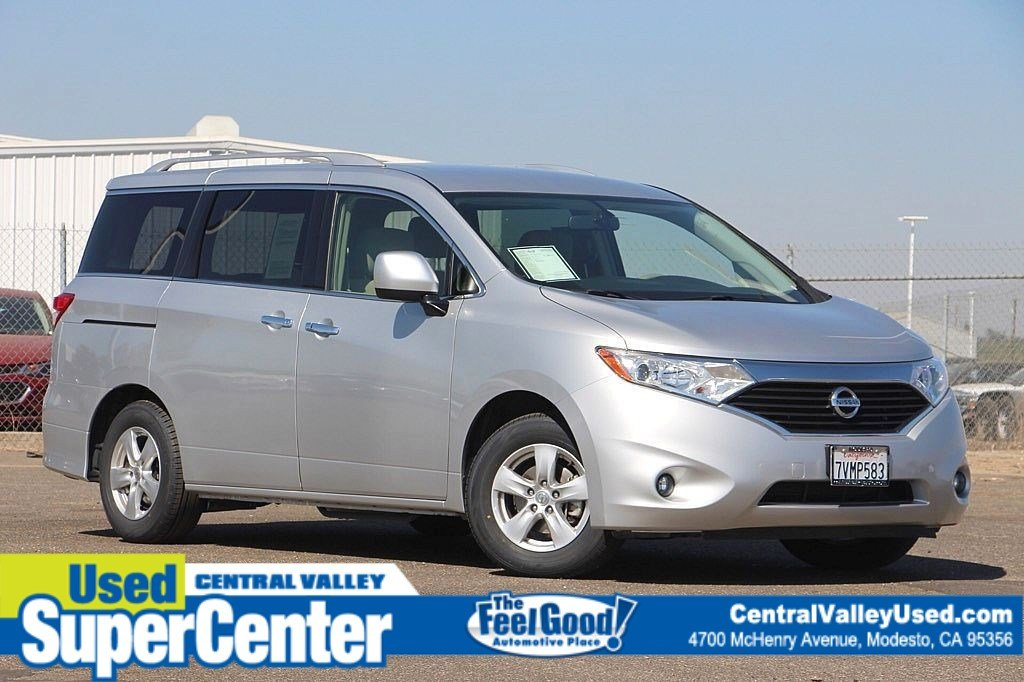 Pre-Owned 2017 Nissan Quest SV