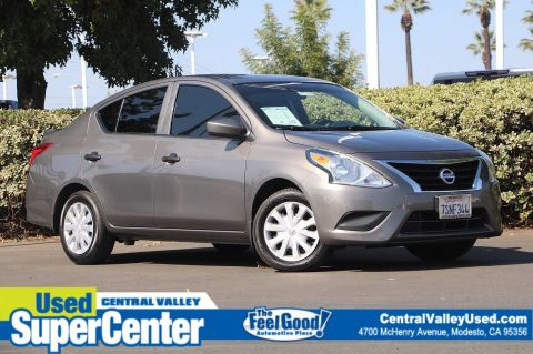 Pre-Owned 2016 Nissan Versa S Plus