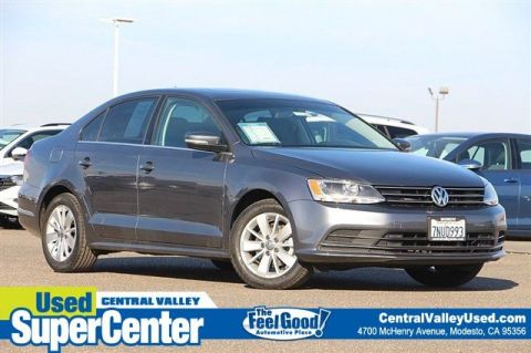 Pre-Owned 2016 Volkswagen Jetta Sedan 1.4T SE with Connectivity
