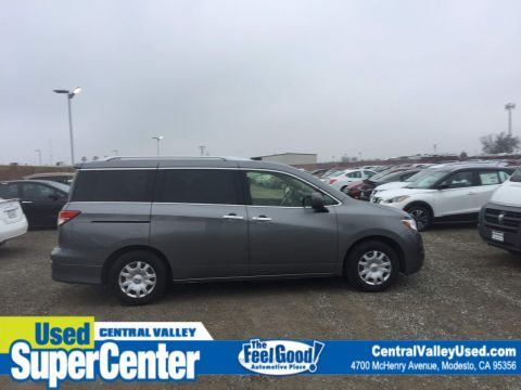 Pre-Owned 2015 Nissan Quest S