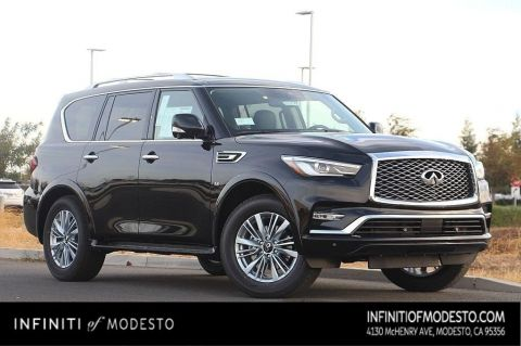 מבריק New INFINITI QX80 SUV For Sale in Modesto | INFINITI of Modesto UO-55