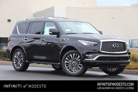 כולם חדשים New INFINITI QX80 SUV For Sale in Modesto | INFINITI of Modesto DN-11