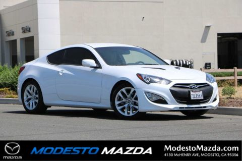 Pre-Owned 2016 Hyundai Genesis Coupe 3.8L Base