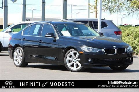 Pre-Owned 2013 BMW 3 Series ActiveHybrid 3